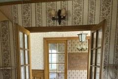Wnętrze domu Marii Skłodowskiej-Curie