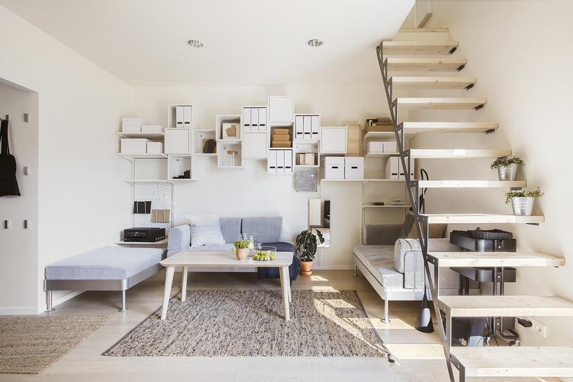Wnętrze domu Solace /materiały prasowe