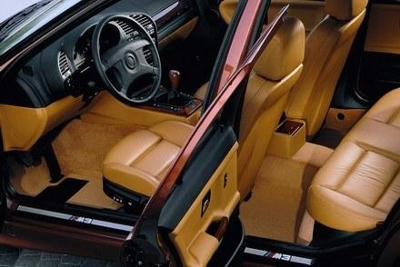 Wnętrze E36 M3 /