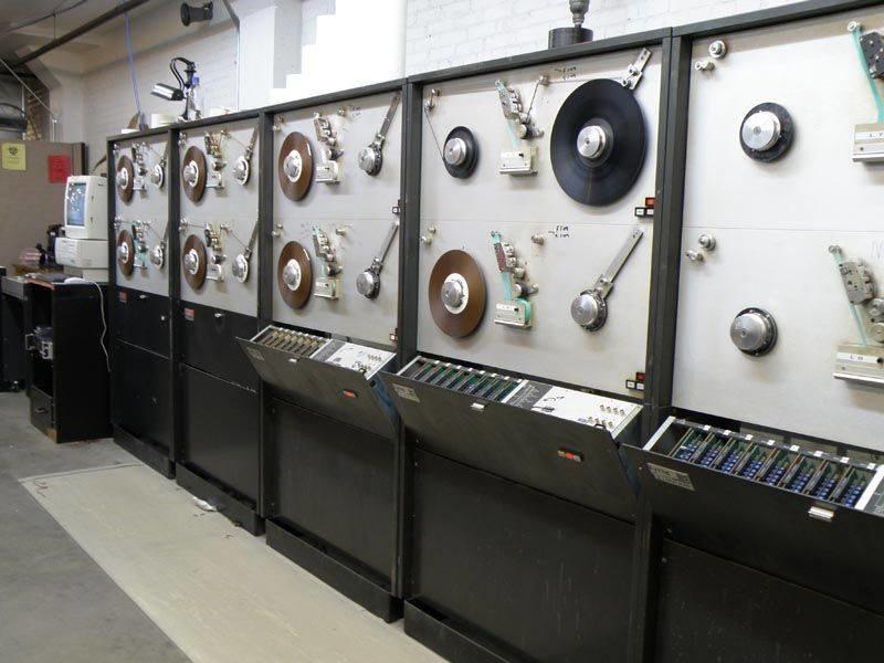 Wnętrze fabryki NAC w Springfield /materiały prasowe
