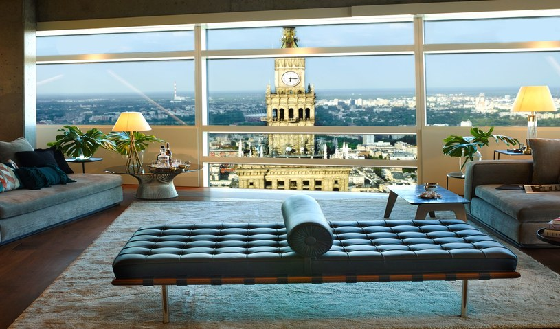 Wnętrze jednego z apartamentów Kuby Błaszczykowskiego /materiały prasowe