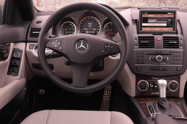 Wnętrze jest luksusowe /INTERIA.PL