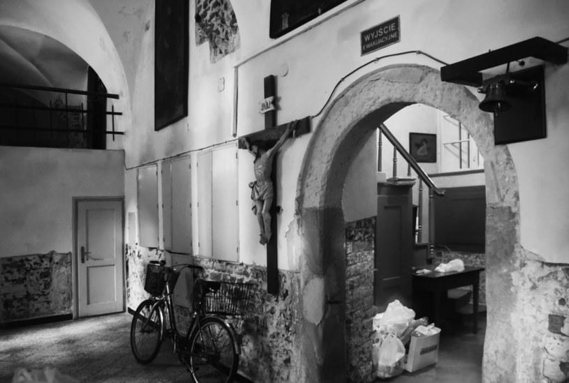 Wnętrze klasztoru; zdj. ilustracyjne /Marek Lasyk  /Reporter