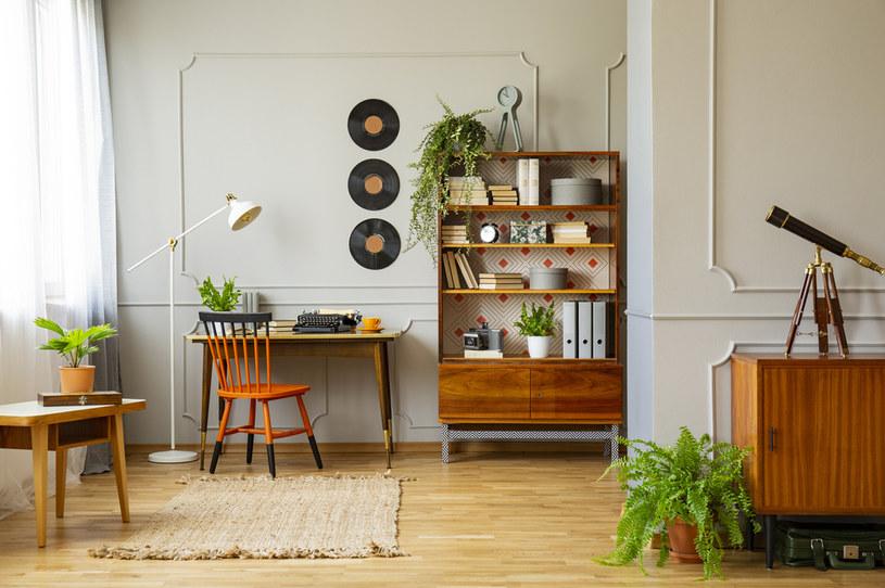 Wnętrze może być funkcjonalne i ładne /123RF/PICSEL