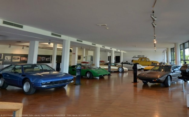 Wnętrze muzeum.   Fot. Google Maps /materiały prasowe