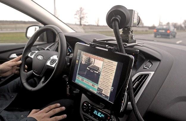 Wnętrze samochodu ITD / Fot: Jan Bielecki /East News
