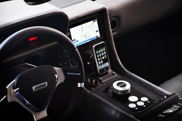 Wnętrze samochodu /