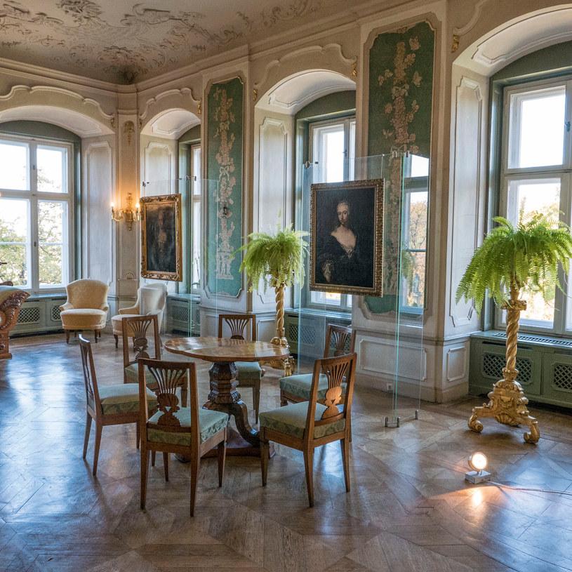 Wnętrze zamku Książ w Wałbrzychu /123RF/PICSEL