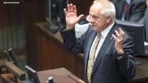 Wniosek o uchylenie immunitetu Stefana Niesiołowskiego