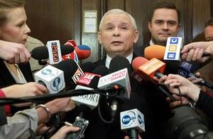 Wnioski o TS dla Kaczyńskiego i Ziobry - do poprawy przez wnioskodawców