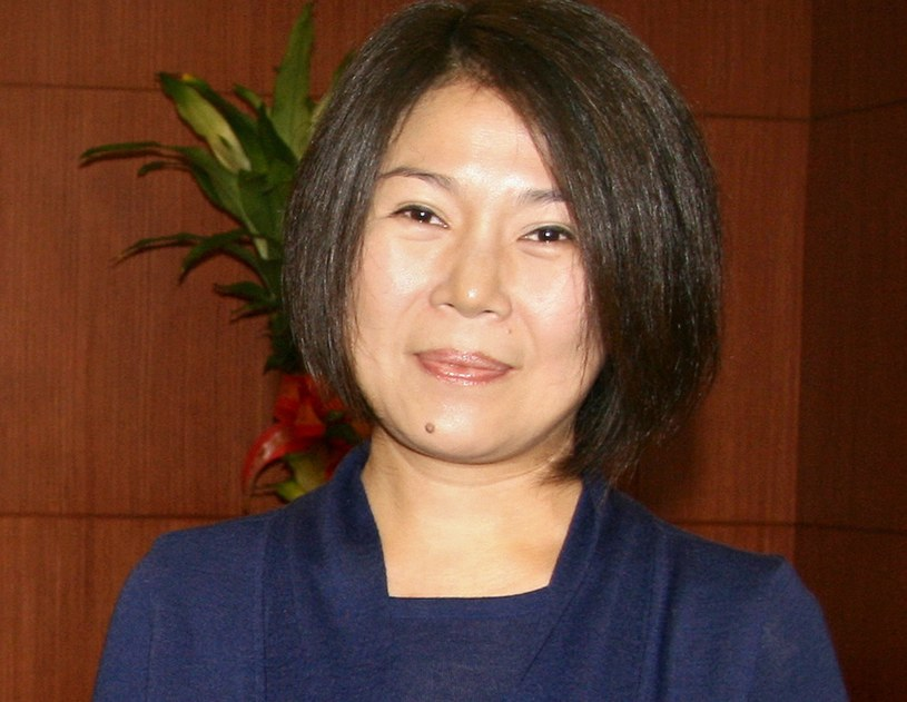 Wnuczka Mao - Kong Dongmei /AFP