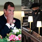 """Wnuk królowej Elżbiety zdradza szczegóły jej stanu na pogrzebie Filipa. """"Najtrudniej było jej nie przytulić"""""""