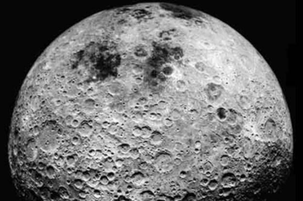 Woda na Księżycu powstała dzięki wiatrowi słonecznemu /NASA