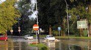 Woda na ulicy Legionów