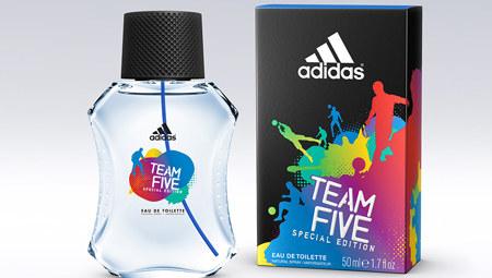 Woda toaletowa Adidas Team Five /materiały prasowe