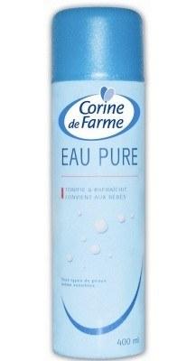Woda w sprayu do twarzy i ciała Corine de Farme /materiały prasowe