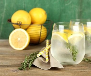 Woda z cytryną - napój o wielu właściwościach