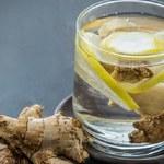 Woda z imbirem i cytryną: Redukuje tkankę tłuszczową i wspiera odchudzanie