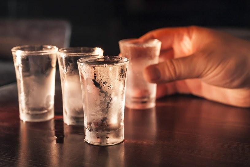 Wódka to jeden z najpopularniejszych alkoholi w Polsce /© Panthermedia