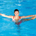 Wodny fitness, czyli gimnastyka na fali