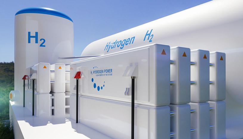 Wodór to paliwo przyszłości /123RF/PICSEL