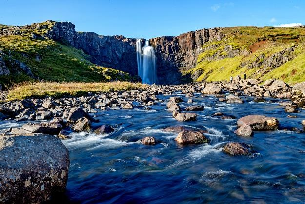 Wodospad Gufufoss w Islandii /©123RF/PICSEL