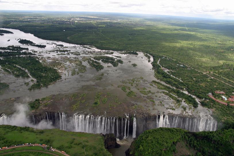 Wodospady Wiktorii /123/RF PICSEL