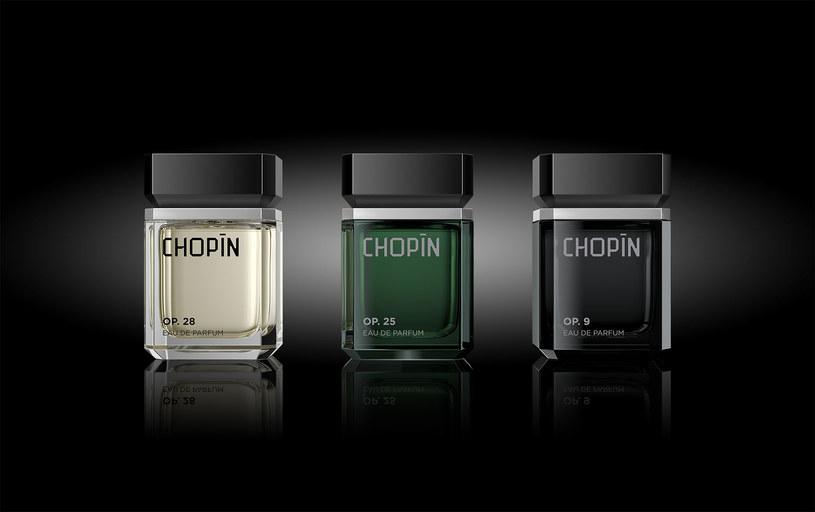 Wody perfumowane CHOPIN /INTERIA.PL/materiały prasowe