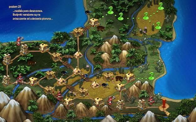 Wódz Azteków - screen z gry /Informacja prasowa