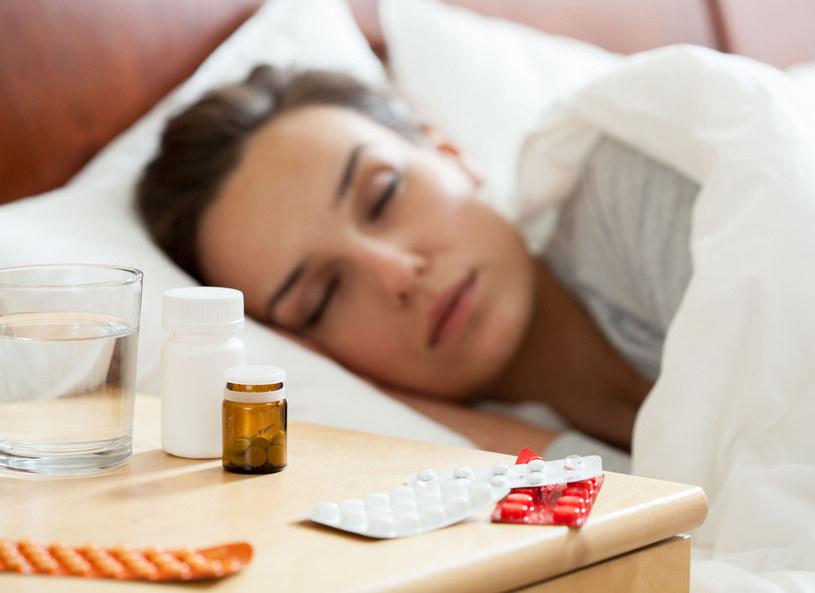 Woj. pomorskie, mazowieckie i wielkopolskie - to tam do tej pory odnotowano największy wzrost zachorowalności na grypę; zdj. ilustracyjne /Picsel /123RF/PICSEL