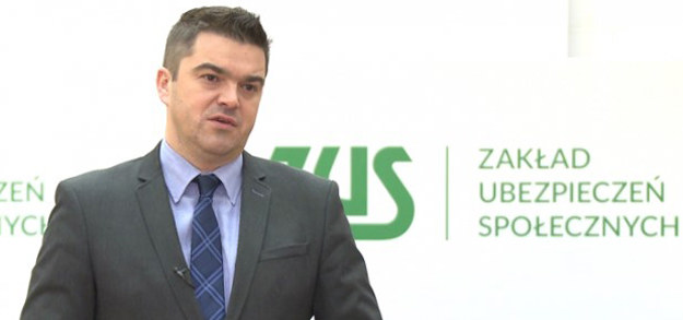 Wojciech Andrusiewicz, rzecznik Zakładu Ubezpieczeń Społecznych /Newseria Biznes