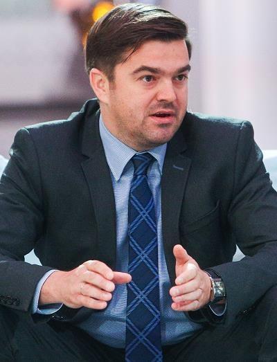Wojciech Andrusiewicz, rzecznik ZUS. Fot. forumgwiazd.com.pl /FORUM