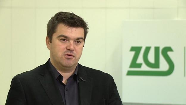 Wojciech Andrusiewicz, rzecznik ZUS /Newseria Biznes