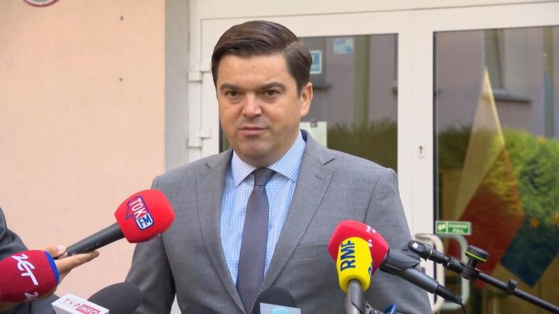 Wojciech Andrusiewicz /Polsat News