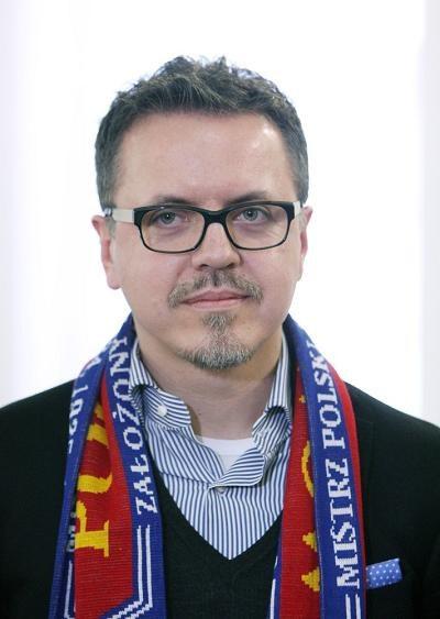 Wojciech Balczun, prezes PKP Cargo. Fot. STANISŁAW KOWALCZUK /East News