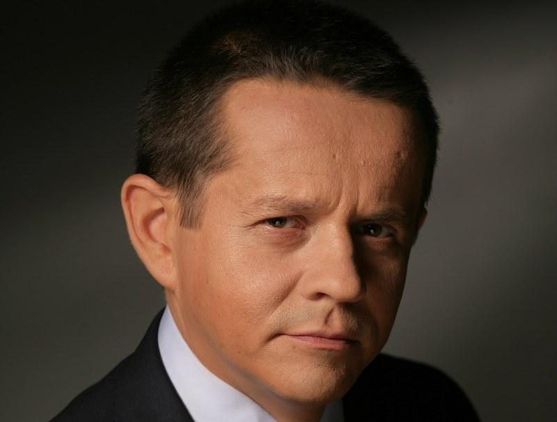 Wojciech Białek, analityk giełdowy współpracujący teraz z Domem Maklerskim Banku BPS. /&nbsp