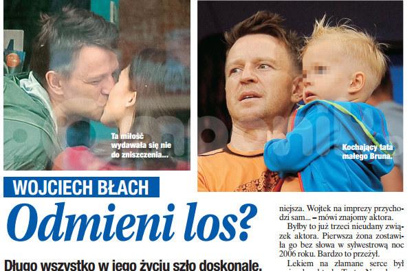 Wojciech Błach znajdzie prawdziwą miłość? /Świat & Ludzie