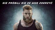 """Wojciech Bocianowski jako niebezpieczny """"Byk"""""""