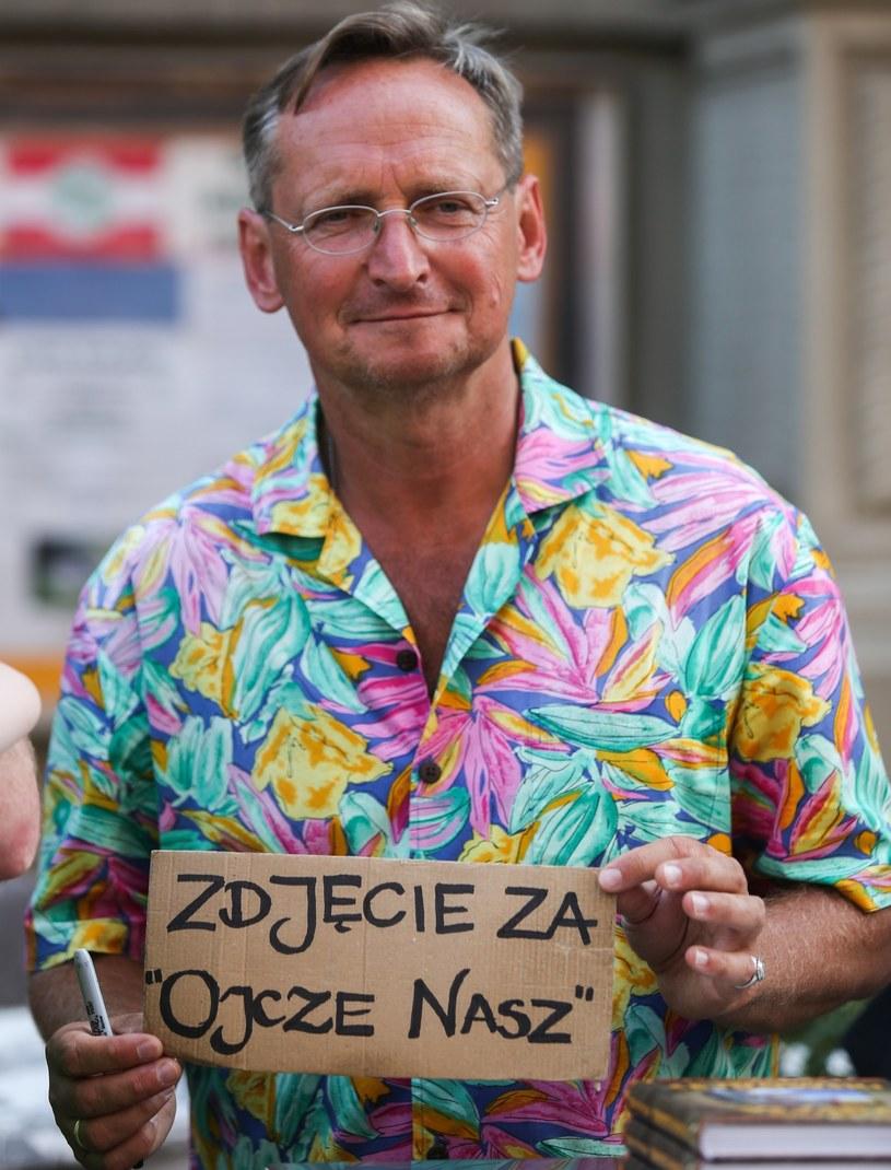 Wojciech Cejrowski /- /East News