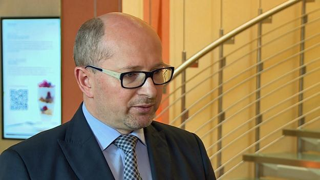 Wojciech Cetnarski, prezes zarządu Polskiego Stowarzyszenia Energetyki Wiatrowej /Newseria Biznes