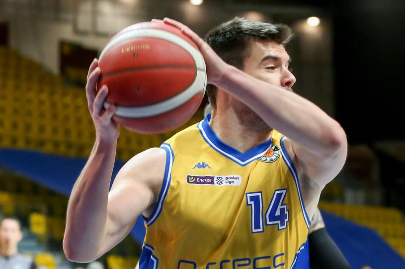 Wojciech Czerlonko /Tomasz Zasinski / 058sport.pl / NEWSPIX.PL /Newspix