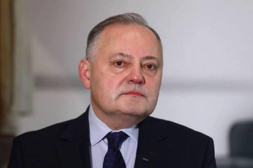 Wojciech Dąbrowski, prezes PGE /PAP