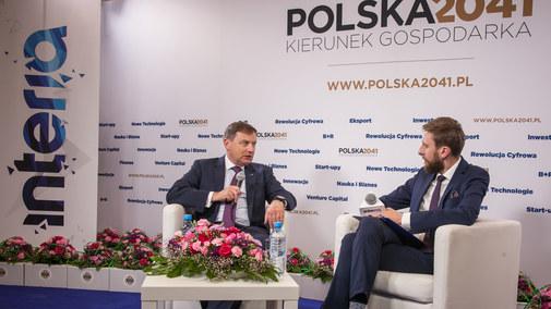 Wojciech Hann, wiceprezes zarządu BGK