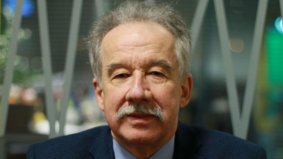 Wojciech Hermeliński jest oburzony słowami kandydata na prezydenta Warszawy /RMF FM /RMF FM