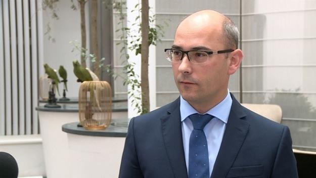 Wojciech Humiński, wiceprezes eurobanku /Newseria Biznes