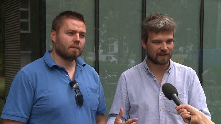 Wojciech i Zygmunt Miłoszewscy /Newseria Lifestyle