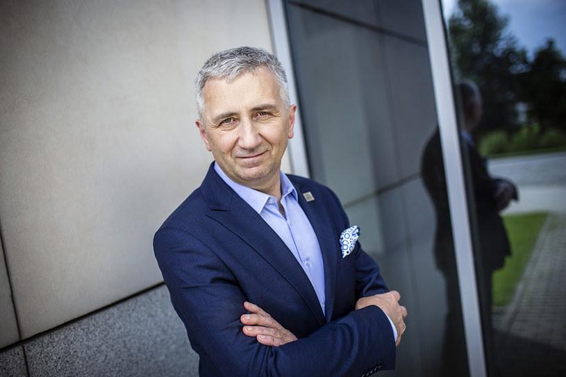 Wojciech Ignacok, prezes Tauronu. Fot. Jeremi Astaszow /