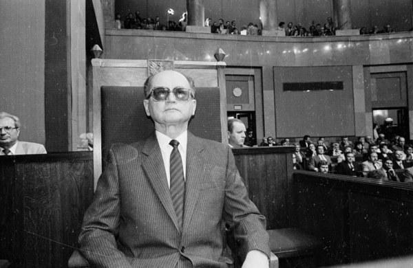 Wojciech Jaruzelski prezydentem PRL