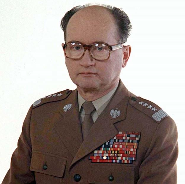 Wojciech Jaruzelski /PAP-MARIAN SOKOŁOWSKI /PAP