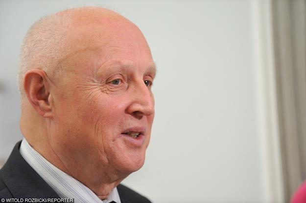 Wojciech Jasiński. Fot. Witold Rozbicki /Reporter